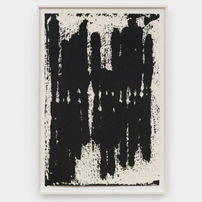David Zwirner presents Richard Serra's solo exhibition featuring his new drawings in Hong Kong