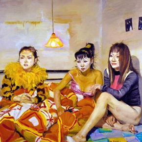 """The double exhibition titled """"Slow Homecoming"""" featuring work by Liu Xiaodong will be presented in Düsseldorf"""