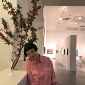 "01 Artist Liang Xi 290x290 - Two Sides of ""Me"" in the Art: ""Notes on a Walking Song – Liang Xi's Solo Show"" Opened"