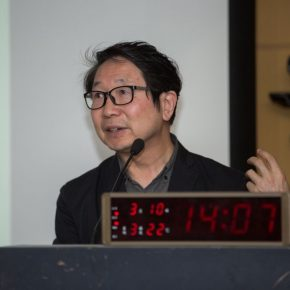 """01 Dean of the School of Humanities at the Central Academy of Fine Arts and Editor of Graphic Thinking Series Yin Jinan 290x290 - Images with Their Own Thoughts: """"From Images to Thoughts"""" Academic Seminar"""