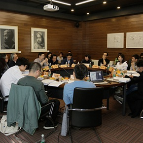 "The Symposium on ""From West to East: Visions and Methods of Chinese and Western Art Criticism in the 20th Century"" was held at CAFA"
