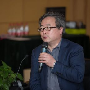 """03 Deputy Director of the CAFA Library Cao Qinghui 1 290x290 - Images with Their Own Thoughts: """"From Images to Thoughts"""" Academic Seminar"""
