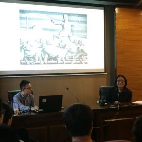 03 View of the lecture 290x290 - Su Xinping: My Creative Process and Artistic Method