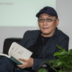 """05 Zhan Wang Professor of the Sculpture Department at CAFA 1 290x290 - Images with Their Own Thoughts: """"From Images to Thoughts"""" Academic Seminar"""