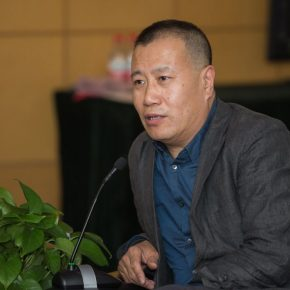 """06 Liu Qinghe Vice President of School of Chinese Painting at CAFA 1 290x290 - Images with Their Own Thoughts: """"From Images to Thoughts"""" Academic Seminar"""