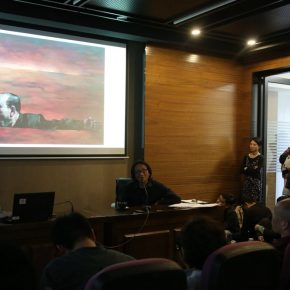 06 View of the lecture 290x290 - Su Xinping: My Creative Process and Artistic Method
