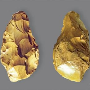 07 Pratts hand axe 350000 years ago about 181mm in length 290x290 - From Single Creation to System Construction: 40 Years of Chinese Design and New Opportunities