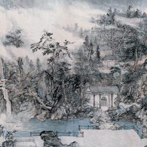 """07 Qiu Ting Shuiquan Courtyard details 290x290 - An Artistic Time Travel: Conversations on """"From the Canglang Pavilion"""" by Wu Hongliang, Qiu Ting, and Zhu Qiang"""