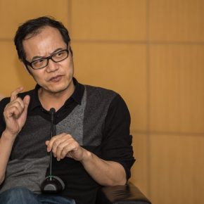 """07 Wang Chunchen Deputy Curator of CAFA Art Museum 1 290x290 - Images with Their Own Thoughts: """"From Images to Thoughts"""" Academic Seminar"""