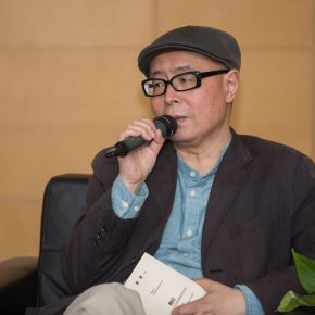"""08 Li Jun Associate Dean of the School of Humanities CAFA 1 290x290 - Images with Their Own Thoughts: """"From Images to Thoughts"""" Academic Seminar"""