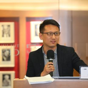 08 Zhuge Yi Associate Professor at Hangzhou Normal University 290x290 - Words and Images: OCAT Institute, First Session of W.J.T. Mitchell Workshop Launched