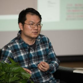 """09 Wu Xueshan Associate Professor of the School of Humanities of CAFA 1 290x290 - Images with Their Own Thoughts: """"From Images to Thoughts"""" Academic Seminar"""
