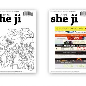 "10 ""she ji"" The journal of Design Economics and Innovation Published by Elsevier Tongji 290x290 - From Single Creation to System Construction: 40 Years of Chinese Design and New Opportunities"