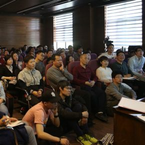 10 View of the lecture 290x290 - Su Xinping: My Creative Process and Artistic Method