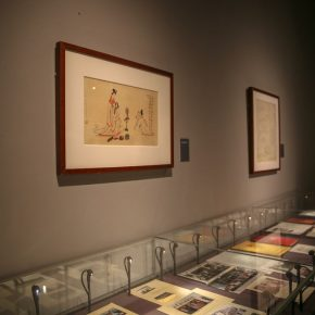 "13 Installation view of the exhibition 2 290x290 - ""Searching for Treasures from History – Art Historian Li Song's Scholarships and Collections"" was launched"