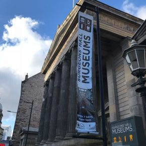 "18 Surgeons' Hall Museums 290x290 - A Tale of Two Cities: Solo exhibitions of Zhang Yanzi that are being held in Edinburgh and Bath, focusing on the philosophy of ""treatment"""