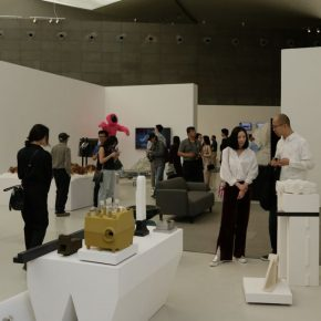 20 Installation view of the exhibition 290x290 - CAFA's Graduate Education that looks back over the last 40 Years: 2018 CAFA Graduate Students' Graduation Artwork Exhibition has been unveiled