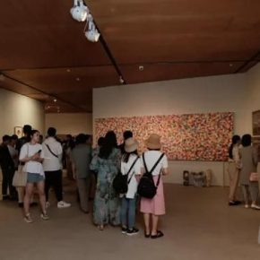 26 Installation view of the exhibition 290x290 - CAFA's Graduate Education that looks back over the last 40 Years: 2018 CAFA Graduate Students' Graduation Artwork Exhibition has been unveiled