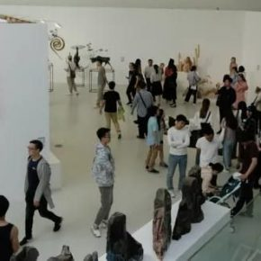 27 Installation view of the exhibition 290x290 - CAFA's Graduate Education that looks back over the last 40 Years: 2018 CAFA Graduate Students' Graduation Artwork Exhibition has been unveiled