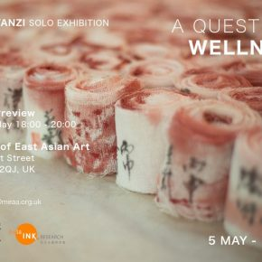 "36 Poster of ""A Quest for Wellness"" 290x290 - A Tale of Two Cities: Solo exhibitions of Zhang Yanzi that are being held in Edinburgh and Bath, focusing on the philosophy of ""treatment"""