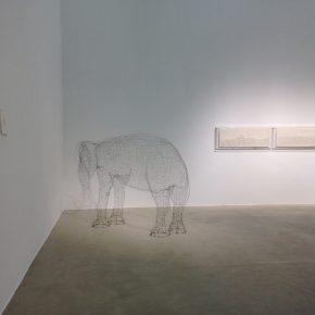 Exhibition View of Fu Xiaotong Exhibition 02 290x290 - Fu Xiaotong