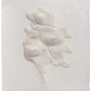 Fu Xiaotong 20000 Holes 2017 Handmade ricepaper 50x60cm 290x290 - Fu Xiaotong