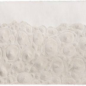 Fu Xiaotong 462500 Holes 2018 Handmade ricepaper 226x116cm 290x290 - Fu Xiaotong