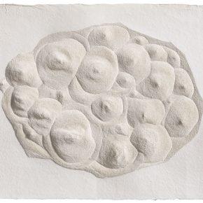 Fu Xiaotong 90000 Holes 2017 Handmade ricepaper 100x70cm 290x290 - Fu Xiaotong
