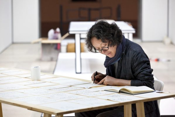 Xu Bing Photo Courtesy of the artist and www.scad .edu  598x399 - UCCA announces Xu Bing's most comprehensive institutional exhibition opening July 21 in Beijing