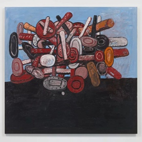 """Hauser & Wirth presents """"Philip Guston: A Painter's Forms, 1950 – 1979"""" in Hong Kong"""