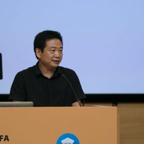 "02 Zhang Zikang Curator of CAFA Art Museum 290x290 - The Collision of Art and Technology: a Cooperation between ""CAFA Art Museum and Google Arts & Culture"" was officially initiated"