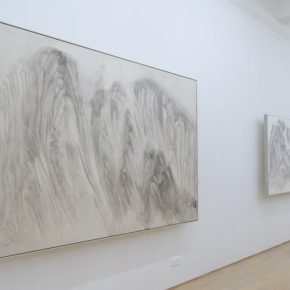 "03 Installation View of Xu Longsen Mountains in the Clouds Photo by Kitmin Lee 290x290 - Hanart TZ Gallery presents Xu Longsen's latest solo exhibition ""Mountains in the Clouds"" in Hong Kong"