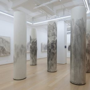 "04 Installation View of Xu Longsen Mountains in the Clouds Photo by Kitmin Lee 290x290 - Hanart TZ Gallery presents Xu Longsen's latest solo exhibition ""Mountains in the Clouds"" in Hong Kong"