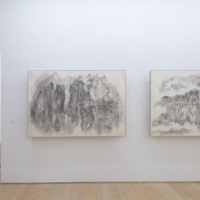 "06 Installation View of Xu Longsen Mountains in the Clouds Photo by Kitmin Lee 290x290 - Hanart TZ Gallery presents Xu Longsen's latest solo exhibition ""Mountains in the Clouds"" in Hong Kong"