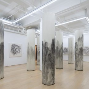 "09 Installation View of Xu Longsen Mountains in the Clouds Photo by Kitmin Lee 290x290 - Hanart TZ Gallery presents Xu Longsen's latest solo exhibition ""Mountains in the Clouds"" in Hong Kong"