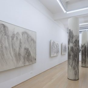 "10 Installation View of Xu Longsen Mountains in the Clouds Photo by Kitmin Lee 290x290 - Hanart TZ Gallery presents Xu Longsen's latest solo exhibition ""Mountains in the Clouds"" in Hong Kong"