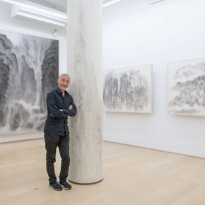 "12 Installation View of Xu Longsen Mountains in the Clouds Photo by Kitmin Lee 290x290 - Hanart TZ Gallery presents Xu Longsen's latest solo exhibition ""Mountains in the Clouds"" in Hong Kong"