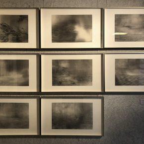 "13 Huang Zhong Da Lu Tai Xiangzhou ink and wash on silk 28×40cmx8 2017 1 290x290 - Contemporary Art Exhibition of China ""Splendors of the sun and moon"" made its debut in Venice"