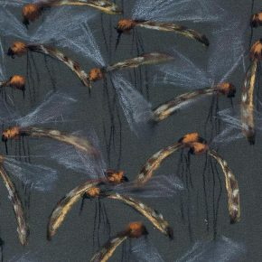 21 王海洋《蚊子》蚊子绘画.Mosquito.Drawings.砂纸上色粉.pastel.on .sandpaper.30.×45.cm×16.pieces1 290x290 - Wang Haiyang: After Graduation, Let's turn over a new page with a good grace
