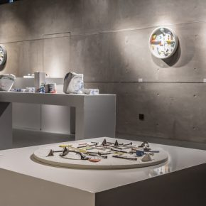 "Renqian Yang Construct Deconstruction installation view 03 290x290 - Taoxichuan Ceramic Art Avenue Art Gallery presents Renqian Yang's exhibition ""Construct Deconstruction"""
