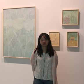 CAFA Graduation Show – Works by Graduate Students of the Department of Mural Painting Part 1