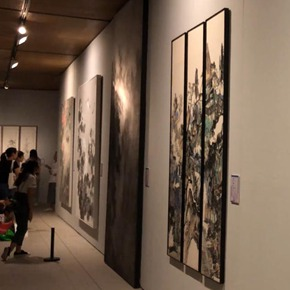 CAFA Graduation Show – Works by Graduate Students of the School of Chinese Painting Part 2