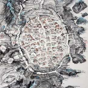 "UCCA will present ""Qiu Zhijie: Mappa Mundi"" reflecting his myriad identities"