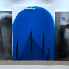 Just Now—Contemporary Images and Ink Painting Conception: Cai Guangbin Solo Exhibition was successfully unveiled in Venice