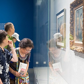 "The Second Exhibition of ""Xu Beihong and His Times"" Opened at Inner Mongolia Art Museum"