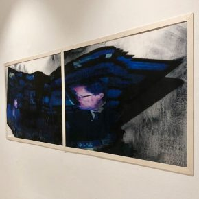 06 Exhibition View of Just Now 290x290 - Just Now—Contemporary Images and Ink Painting Conception: Cai Guangbin Solo Exhibition was successfully unveiled in Venice