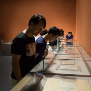 "06 Installation view of the exhibition 290x290 - The Second Exhibition of ""Xu Beihong and His Times"" Opened at Inner Mongolia Art Museum"