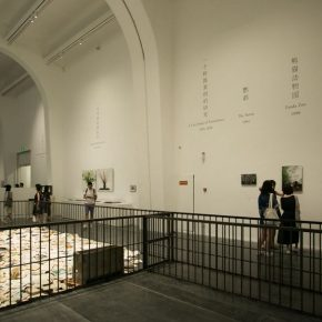 "09 Exhibition View 290x290 - Xu Bing: Constructing a Closed ""Circle"""