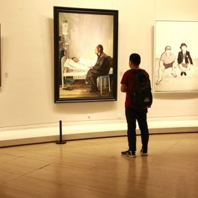 """15 """"Chinese Spirit The 4th Chinese Oil Painting Exhibition in Beijing"""" was held at the National Art Museum of China 290x290 - The Symposium on the 4th Chinese Oil Painting Exhibition: """"Chinese Spirit: Chinese Oil Painting and Contemporary Society"""""""