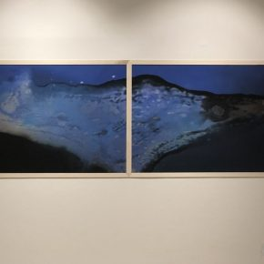 16 Exhibition View of Just Now 290x290 - Just Now—Contemporary Images and Ink Painting Conception: Cai Guangbin Solo Exhibition was successfully unveiled in Venice